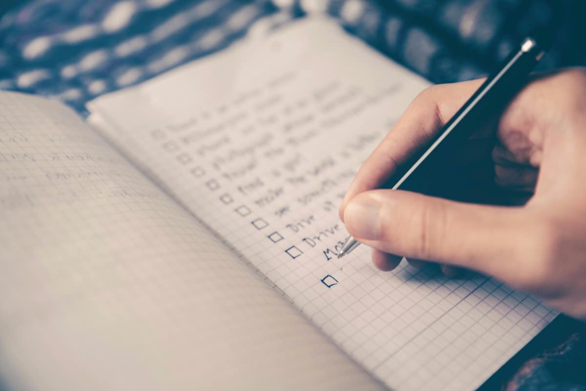 Crear nuevos hábitos desde 0 - Plan de acción