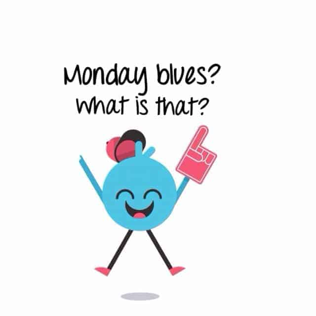 Monday-Blue