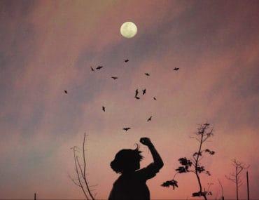 Poema: La extraña que habita dentro de mí