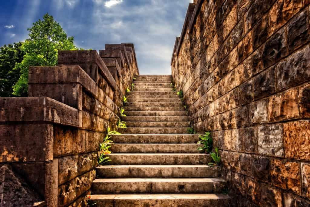 Coaching: la teoría de la escalera para alcanzar tus metas