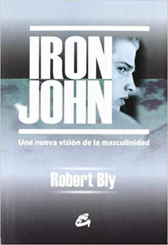 Libro Iron John de Robert Bly
