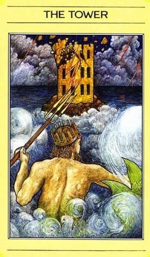 La Torre Tarot Mítico